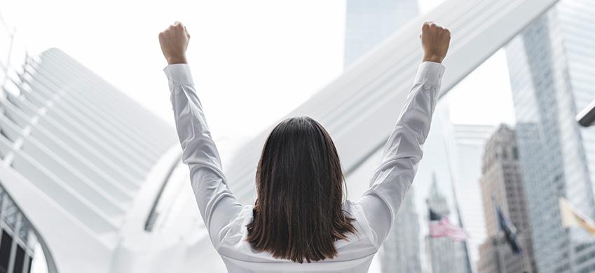 Career success through disruptive method for women