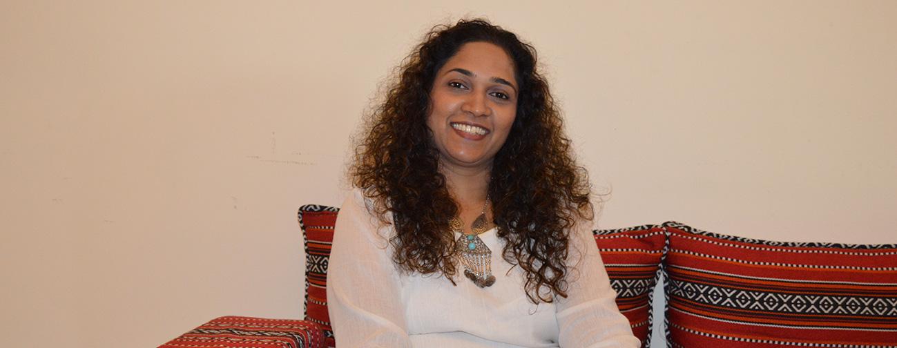 About Nisha Sanjeev