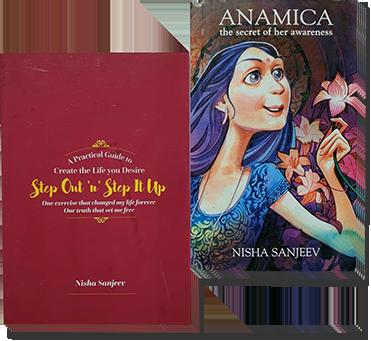 Nisha Sanjeev Books