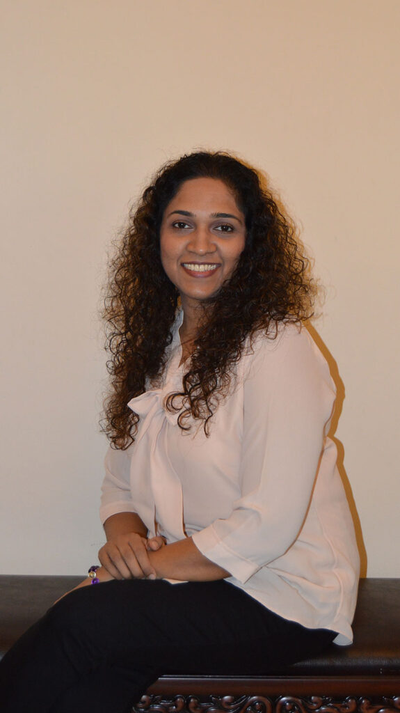 Nisha Sanjeev - Meet Your Teacher