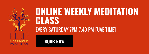 Online Weekly Meditation Class